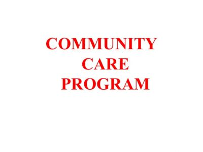 Community Care Program